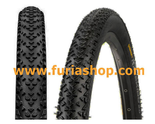 Cubierta Tubeless Continental Race King 2.0